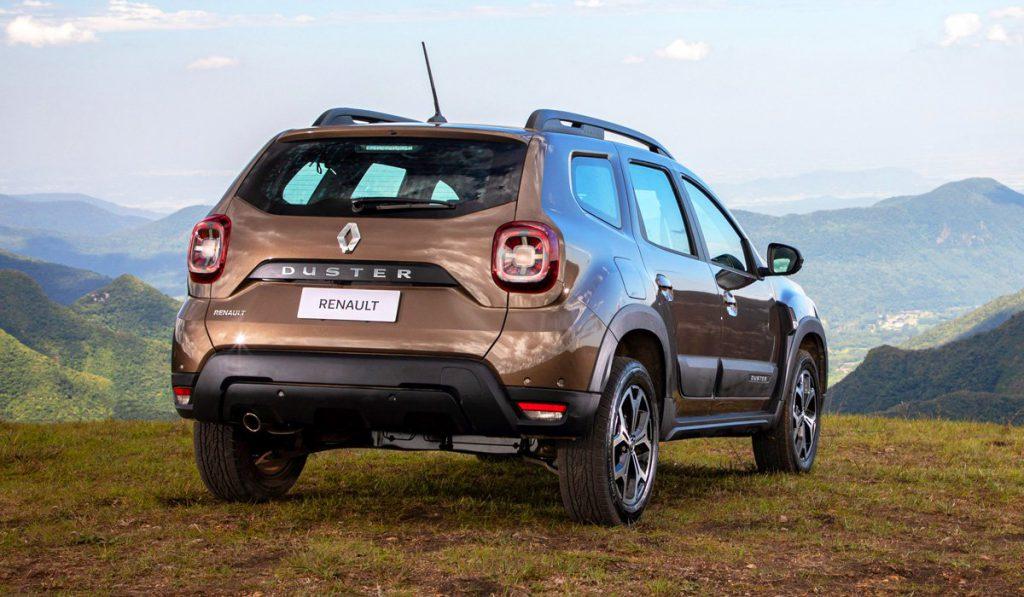 В России начались продажи нового Renault Duster