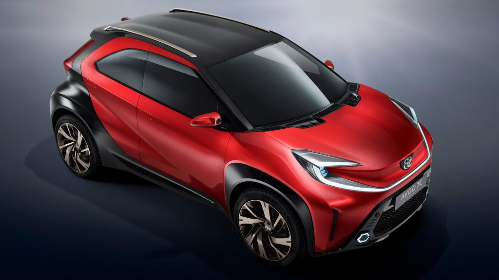 Таинственный концепт Toyota оказался предвестником нового Aygo: паркетник вместо хэтча