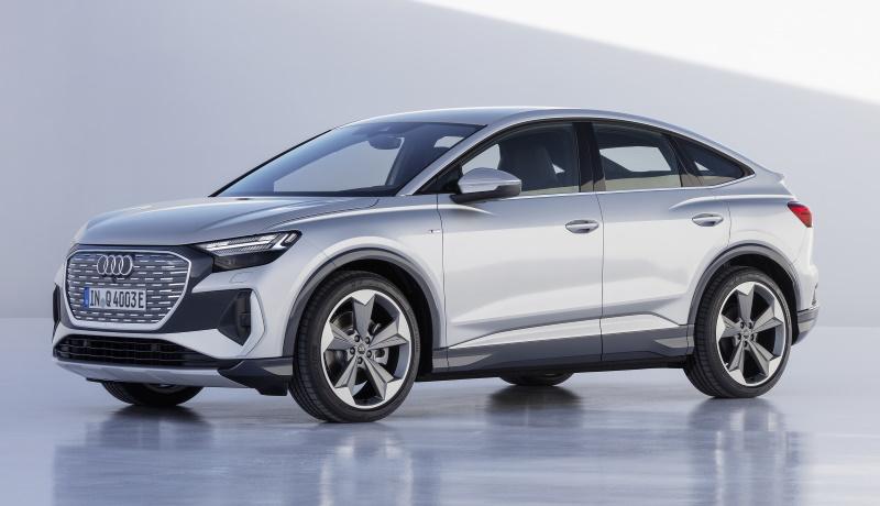 Представлен кроссовер Audi Q4: только электричество