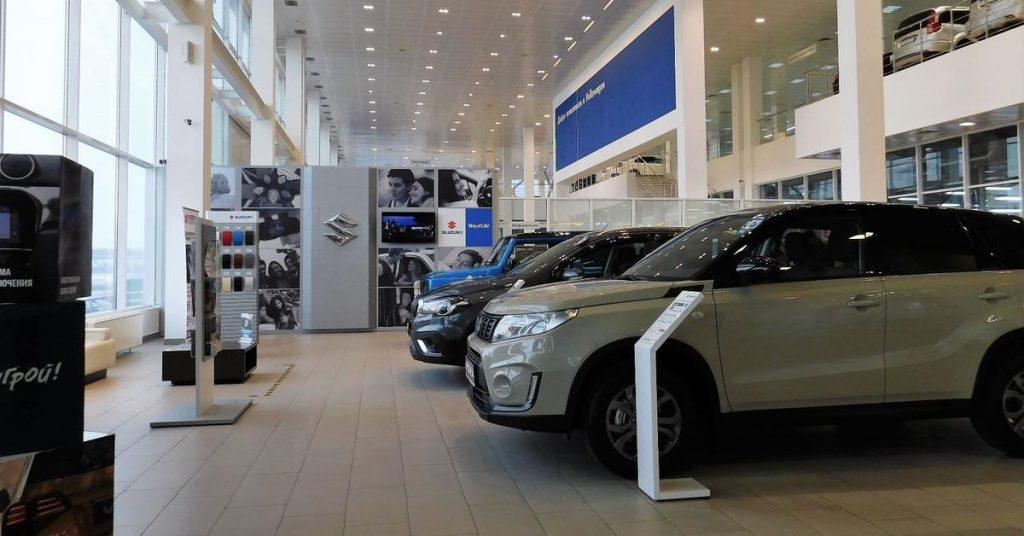 Автомобили Suzuki подорожали на 50–80 тысяч рублей