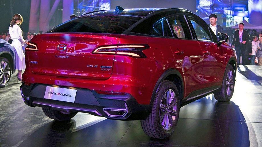 Конкурент Hyundai Santa Fe от Geely на платформе Volvo дебютировал в Шанхае и едет в РФ