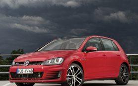 Новый Volkswagen Golf: начались продажи в России