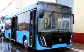 Белорусский МАЗ изменил дизайн своего автобуса специально для Москвы