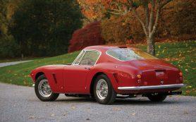 Ещё один современный спорткар по мотивам Ferrari 250 GT SWB — на сей раз от RML Group
