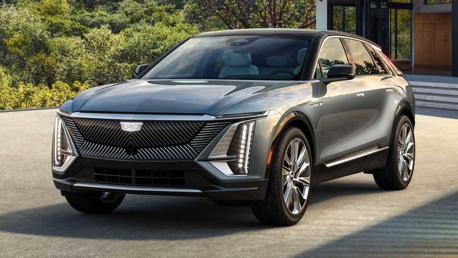 Cadillac объяснил, почему у Lyriq нет переднего багажника