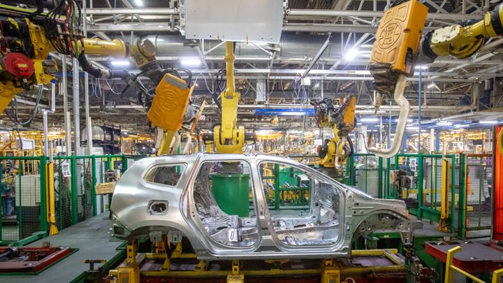 Доля Renault Group в российском автомобилестроении достигла 30,1%