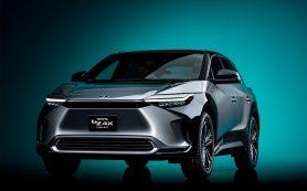 Toyota показала новый кроссовер размером с RAV4