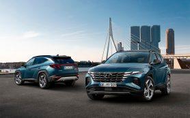 Стали известны первые подробности о новом Hyundai Tucson для России