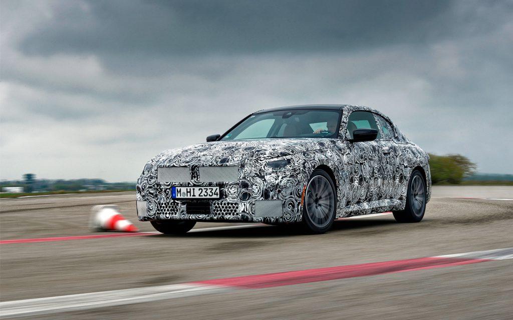 BMW рассказала о новом купе 2-Series