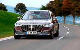 Раскрыты цены и характеристики самого дорогого Mercedes-Maybach S-Class