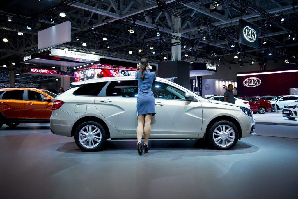 Lada нарасхват: продажи подскочили в 4 раза