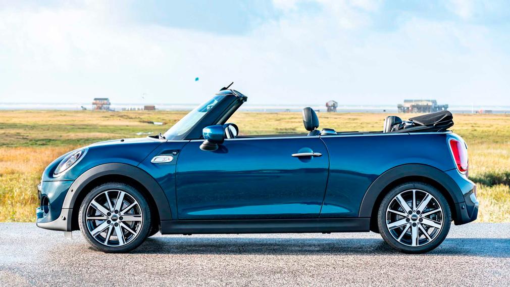 Mini представит «зелёный» кабриолет следующего поколения в 2025 году