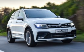 Volkswagen Tiguan: особенности и преимущества