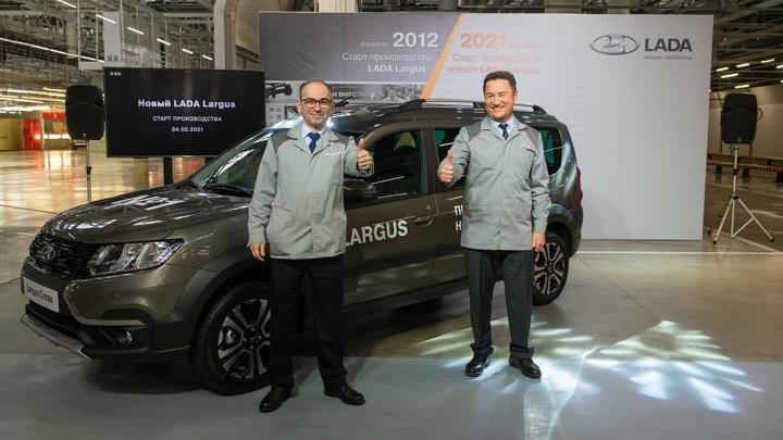 «АвтоВАЗ» набирает сотрудников: продажи выросли в разы