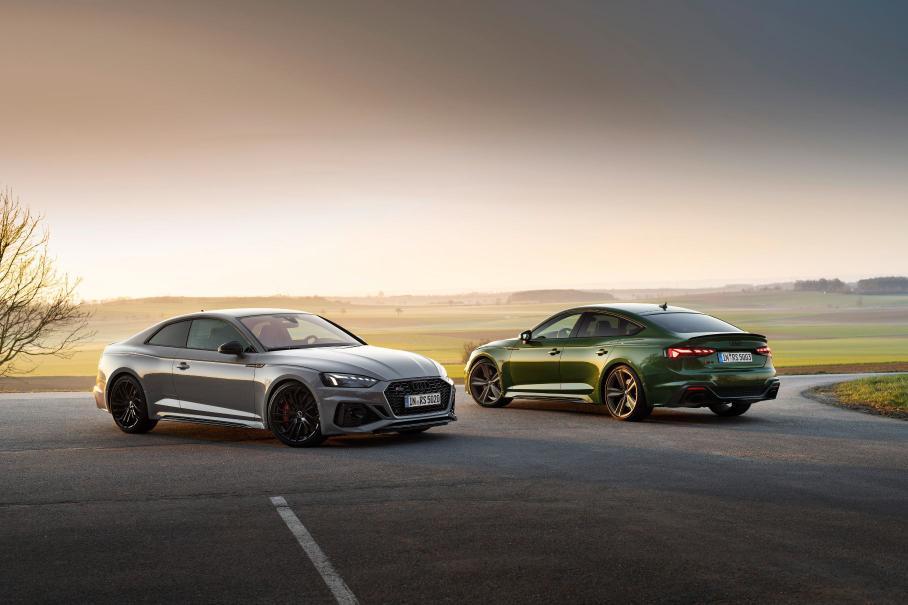 Раскрыта стоимость обновленных Audi RS 4 и RS 5 для России