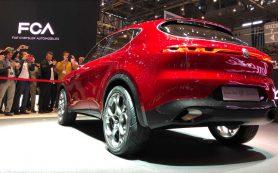 Dodge готовит младший кроссовер Hornet: родня Alfa Romeo Tonale, сборка в Италии