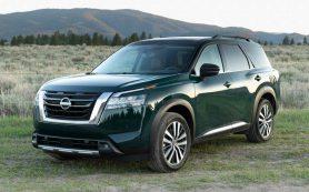 Объявлены цены на новый Nissan Pathfinder