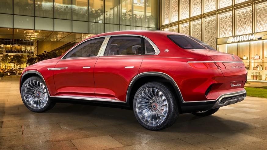 «Приподнятый» седан от Mercedes-Benz: как он мог бы выглядеть?