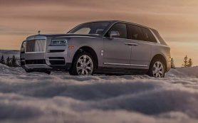 5 выдающихся особенностей Rolls-Royce Cullinan