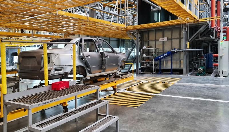 АвтоВАЗ объявил о развитии производства машин в Казахстане