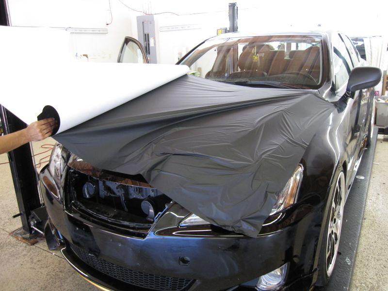 Плёнка для защиты автомобиля