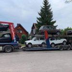 Lada Niva Legend оказалась невероятно популярна в Европе. Дилеры не успевают ввозить новые машины