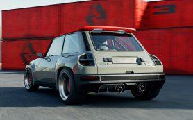 Ещё один новый Renault 5: рестомод Turbo 3 от Legende Automobiles