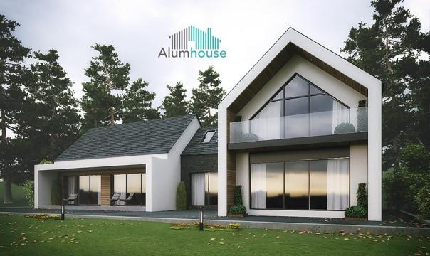 Alumhouse: светопрозрачные конструкции быстро, выгодно, профессионально