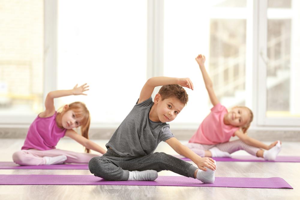Физическое развитие ребенка 6 лет: полезные рекомендации