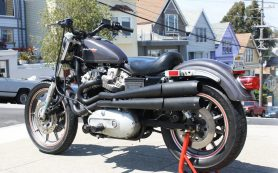 Harley-Davidson XR-1000 – мощный, но дорогой мотоцикл