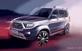 УАЗ покажет новую модель в начале сентября