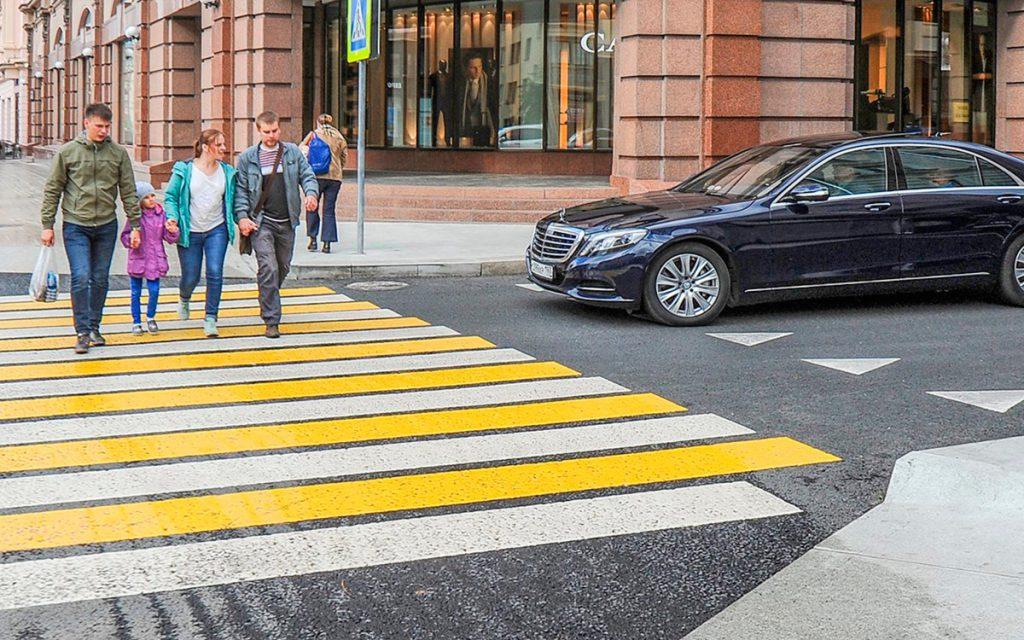 ГИБДД предупредила пешеходов о «дорожной ловушке»