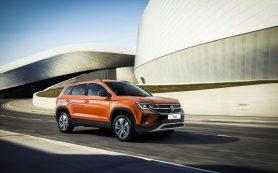 Стало известно, сколько Volkswagen Taos продали в России за месяц