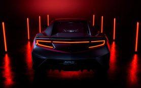 Acura завершит производство NSX самой мощной и быстрой версией суперкара