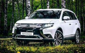 Автомобили Mitsubishi прибавили в России до 100 тысяч рублей