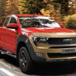 Австралийский водородный стартап H2X представил пикап Warrego на базе Ford Ranger