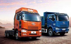 Топ-5 самых популярных в России китайских марок грузовиков