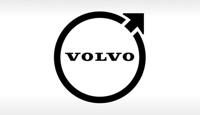 В погоне за «Ладой»: марка Volvo обновила свой логотип