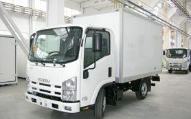 Isuzu NLR 85