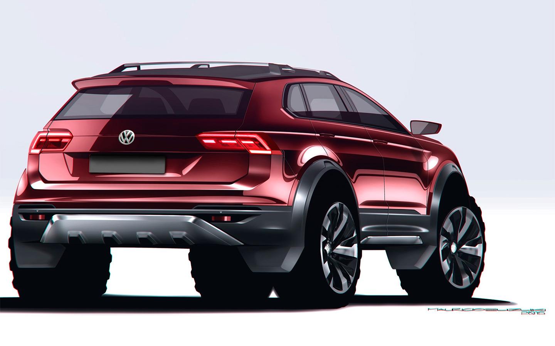 Volkswagen возродит знаменитый внедорожник Scout