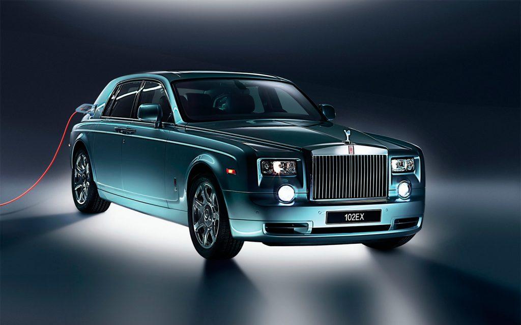 Rolls-Royce назвал дату премьеры первого серийного электрокара
