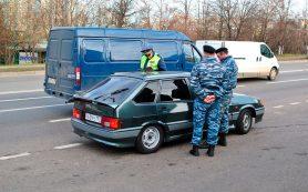 В ГИБДД объяснили аресты водителей за тонировку