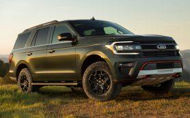 Рестайлинг принёс Ford Expedition новую внедорожную версию и более мощный мотор