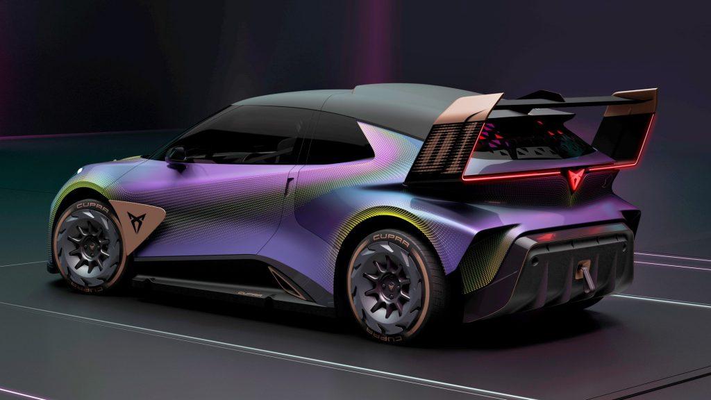 Cupra UrbanRebel: брутальный концепт превратится в дешёвые «электрички» концерна VW