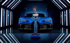 Bugatti и Gillette выпустили бритву в стиле гиперкара Chiron