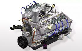 Двигатель ЗМЗ V8, который ставили на ГАЗы и ПАЗы, снимут с производства