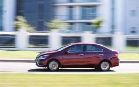 Седан Toyota Belta показался на новых фото: это конкурент Соляриса, и он сделан из Suzuki