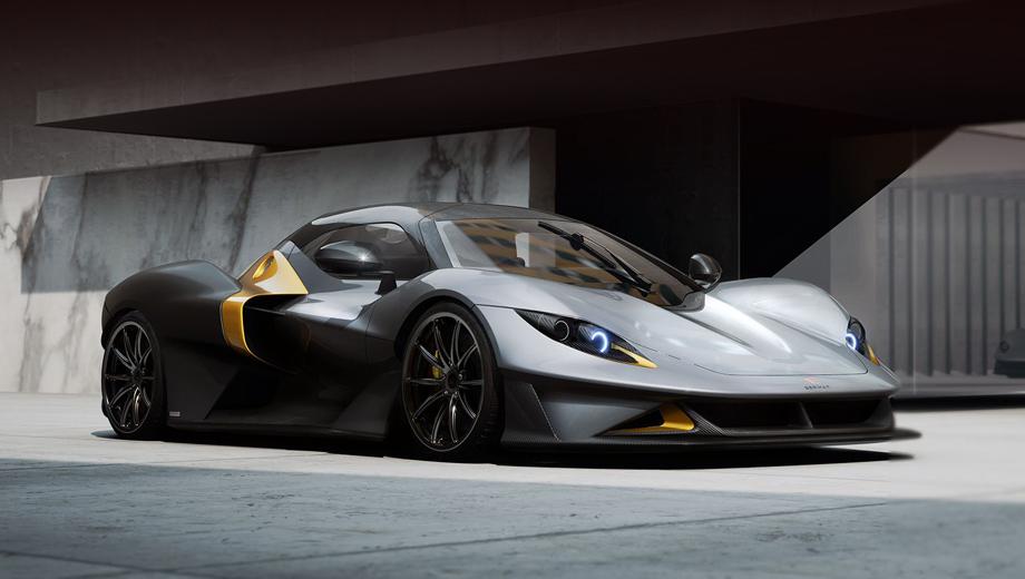 Спортивное купе Bermat GT задумано в трёх модификациях