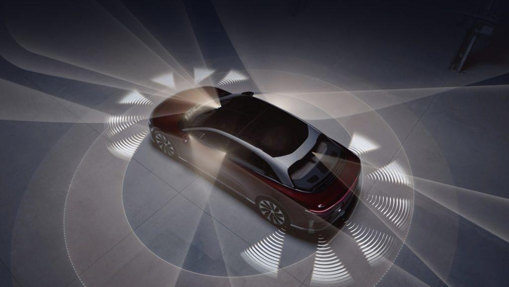Автопилот Lucid DreamDrive будет обновляться «по воздуху»