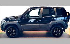 У Lada Niva Travel появится «черная» спецверсия